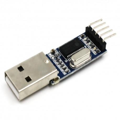 مبدل USB به TTL با تراشه PL2303