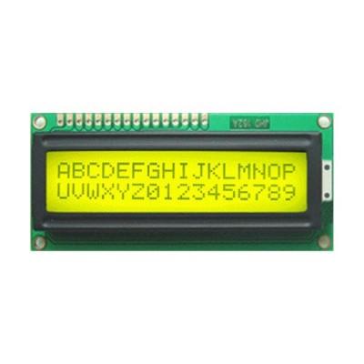 LCD 2*16 Green