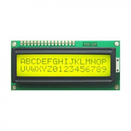 LCD 2*16