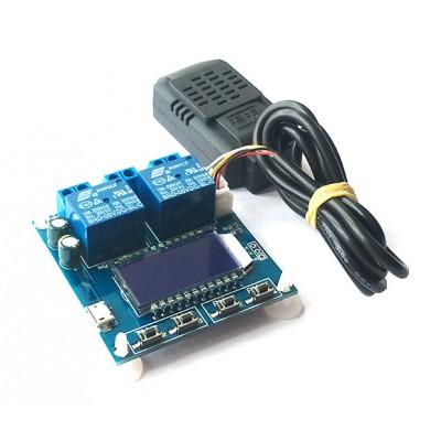 ماژول کنترلر دما و رطوبت XY-TR01