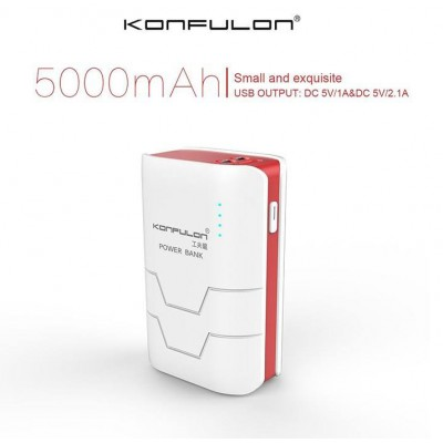 Konfulon Powerbank 5000 mAh