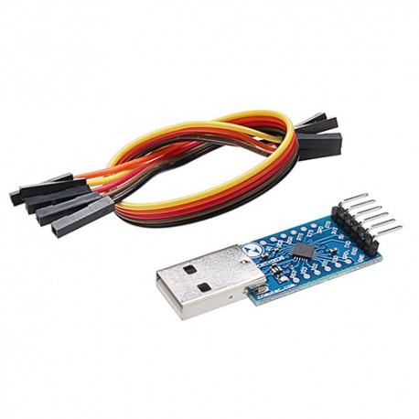 CP2104 USB TO TTL MODULE