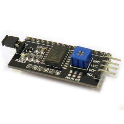 I2C DRIVER For LCD Modules