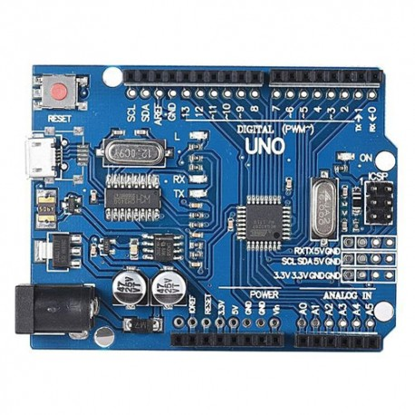 ARDUINO UNO CH340 With MicroUSB