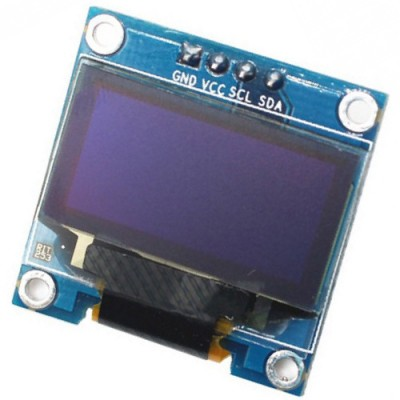 "OLED Display 0.96"" I2C 128x64 blue"
